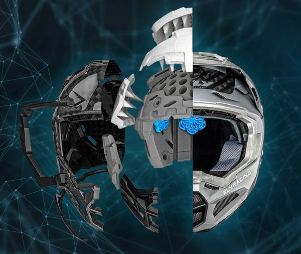 Kids ATV helmets