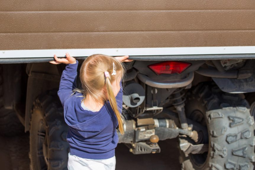 Kids ATV Maintenance
